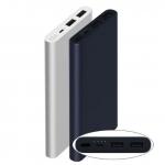Xiaomi Power Bank 2 ความจุ 10,000 mAh USB 2 พอร์ต Quick Charge 2.0 ของแท้