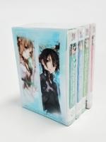 [BOXSET] Sword Art Online ชุด 1 (เล่ม 1-4)