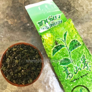 ชาเขียวหอมพิเศษ 200 กรัม 2 ห่อ