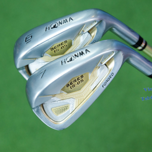 Iron set Honma Beres IS-05 5-9,10,11,Sw AMQ ∞ 48g. ** (Flex R)