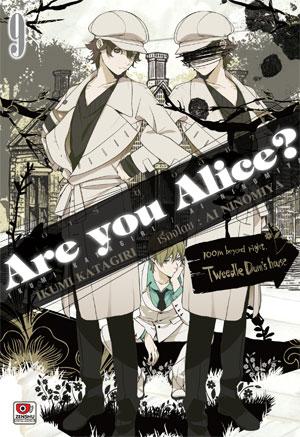 Are You Alice เล่ม 9