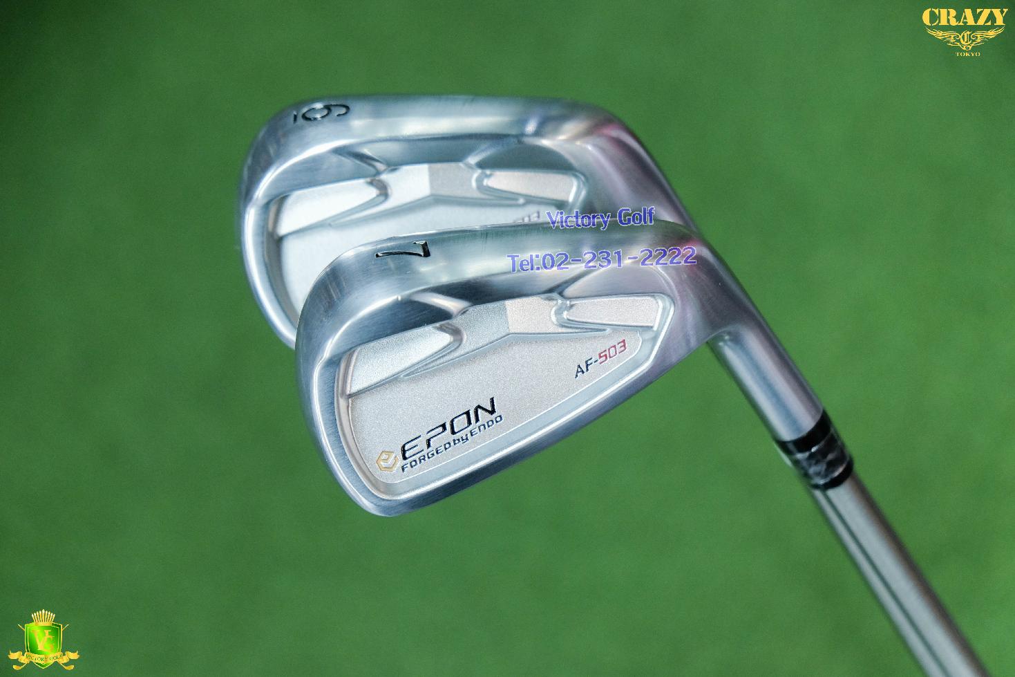 Iron Set Epon AF-503 6-9,P Steelfiber i95 (Flex R)