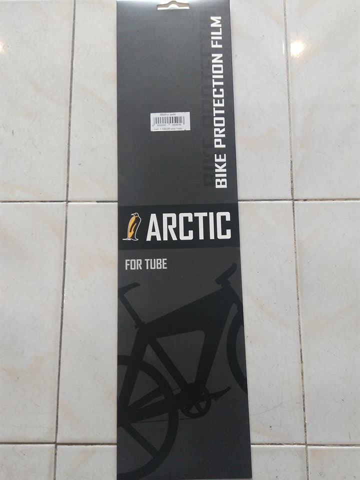 Arctic ฟิล์มใสกันรอย ชุดท่อ