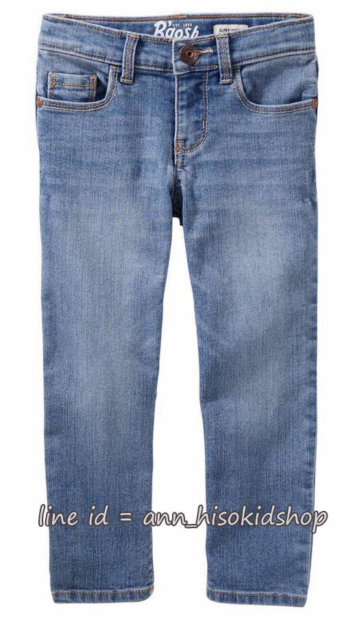 2013 Oshkosh B'gosh Jeans - Blue ขนาด 12,14 ปี