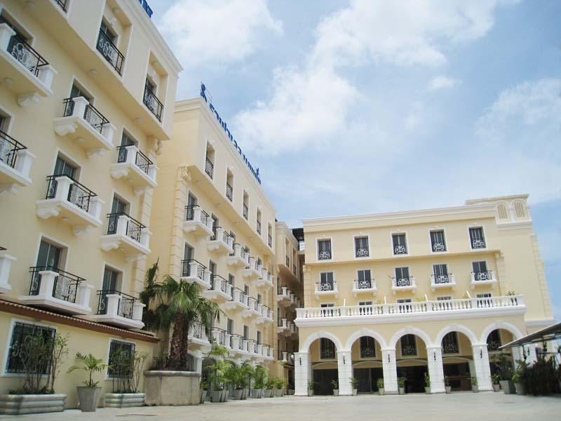 โรงแรมราฟาเอล ใกล้สนามบินสุวรรณภูมิ