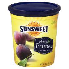 Sunsweet Amazin Prunes 454 g ซันสวีท