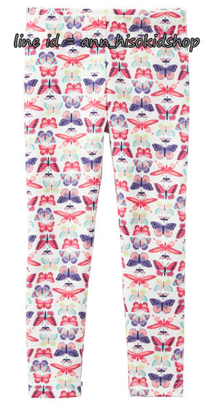 1751 Carter Butterfly Leggings - Pink ขนาด 4,5 ปี