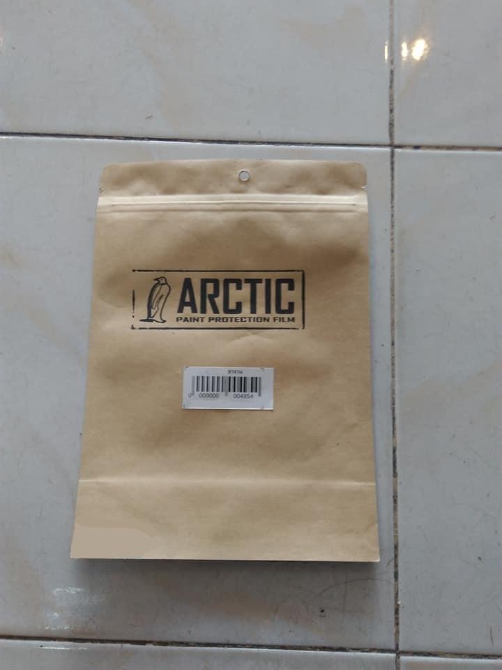 Arctic ฟิล์มใส ขาจาน