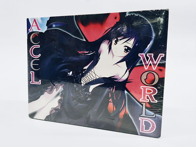 [BOXSET] Accel World (เล่ม 1-9)
