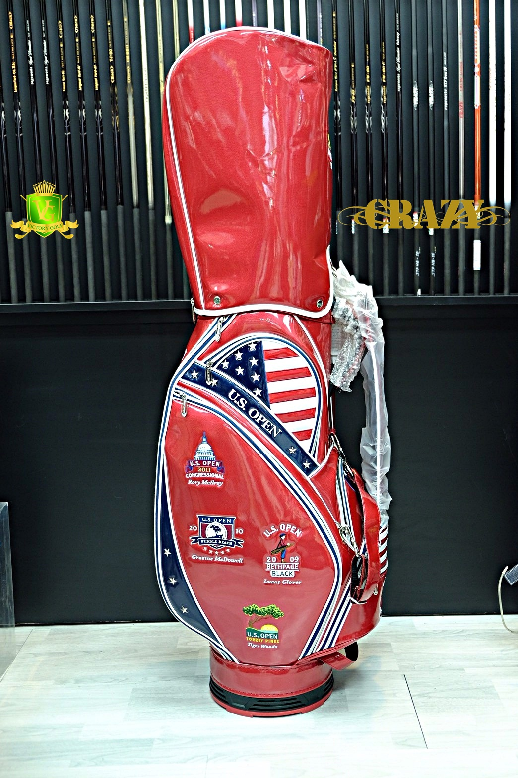Golf Bag U.S. OPEN JAPAN