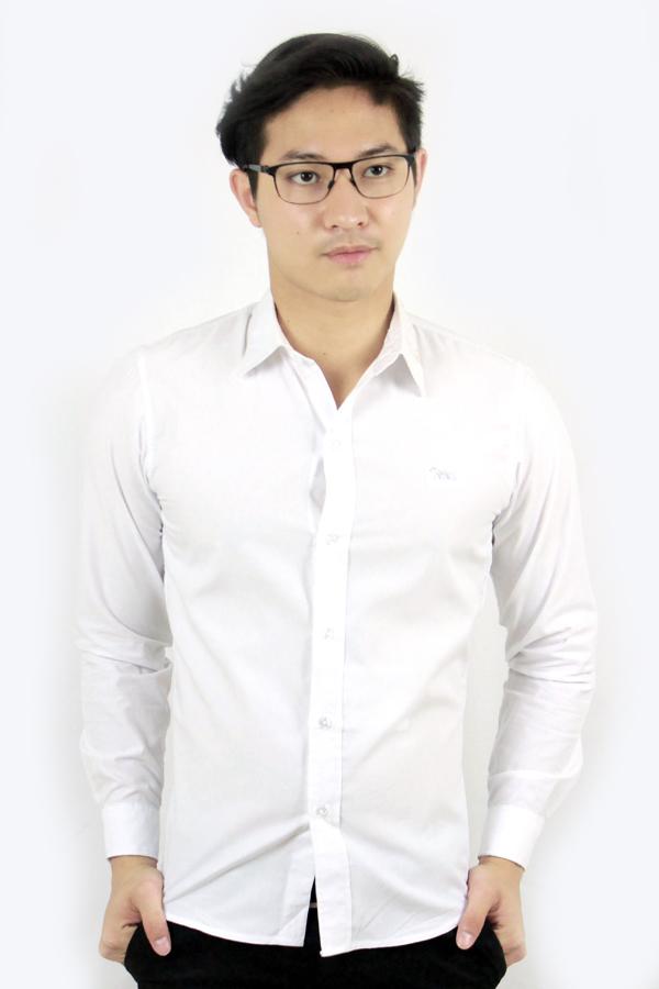 เสื้อเชิ้ตแขนยาว ชาย NANAPA Shirts NA-005