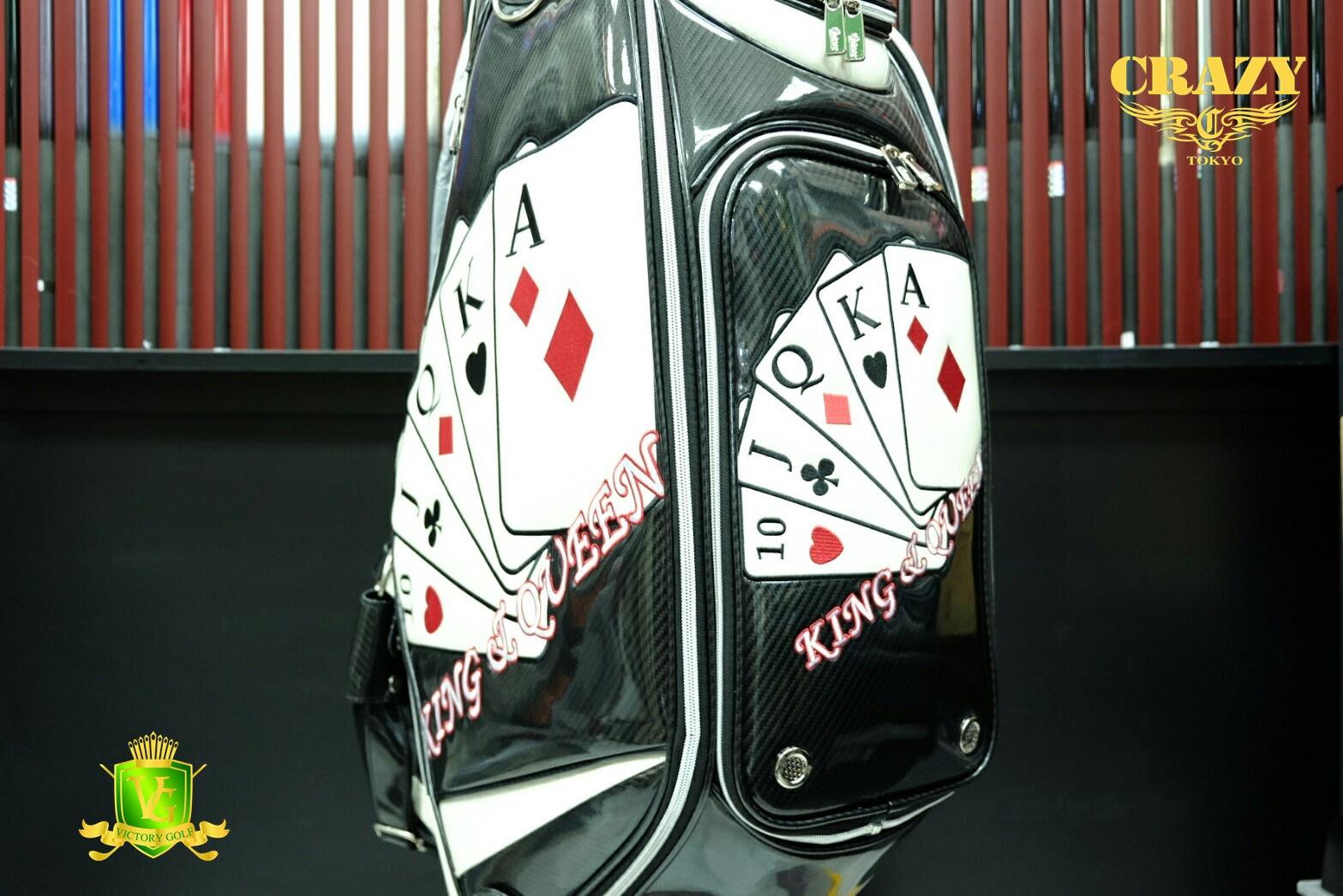 Golf bag Quiote King & Queen