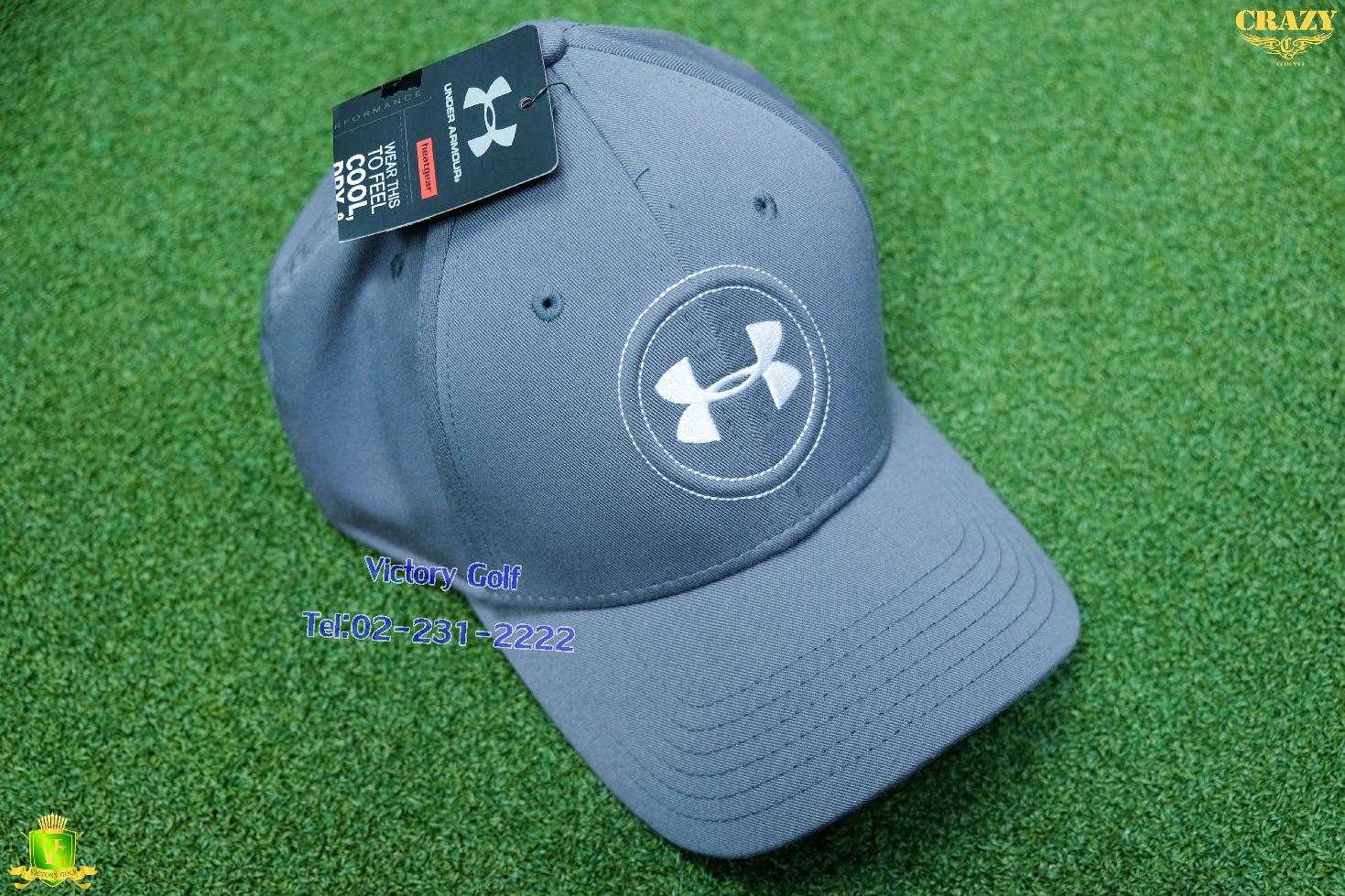 หมวก Under Armour (แท้)