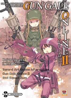 Sword Art Online Alternative Gun Gale Online เล่ม 2