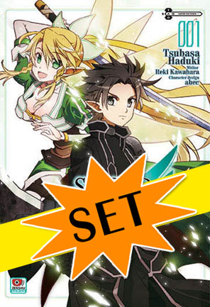 [SET] Sword Art Online: Fairy Dance (3 เล่มจบ)
