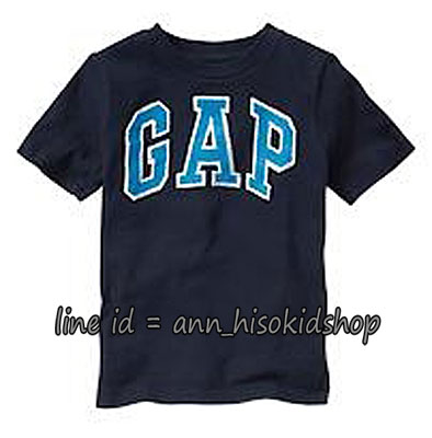 1742 Baby Gaps T-Shirt - Navy Blue ขนาด 4 ปี