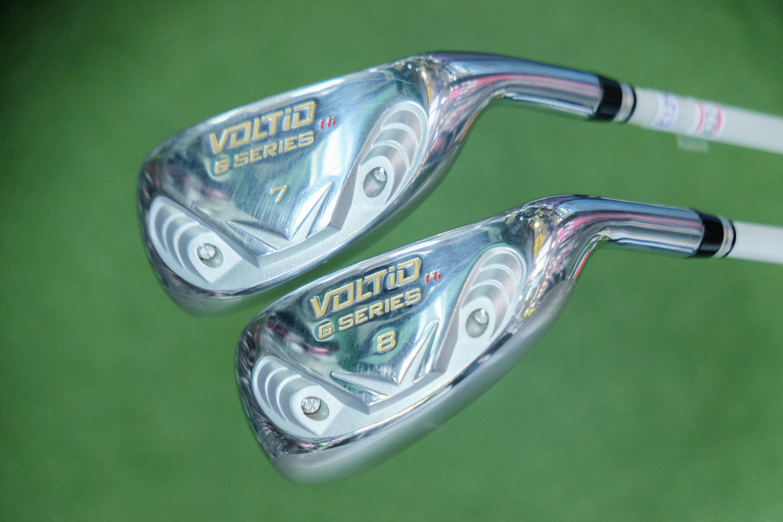 Iron set Voltio G Series Hi 7-9,A Tour AD KT (Flex R2)