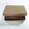 กล่องไม่มีหน้าต่าง (ฝาทึบ) 22.0x15.0x5.0ซม.กล่องเค้ก กล่องคัพเค้ก กล่องบราวนี่ กล่องชิฟฟ่อน กล่องช้อคโกแล็ต กล่องคุ๊กกี้ กล่องขนม สีคราฟท์น้ำตาล