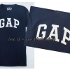 1705 Gap Arch Logo T-Shirt - Navy Blue ขนาด L,XL