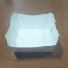 ถาดใส่ขนม/ถาดขนมปัง/ถาดชิม/ถาดอาหารฟู้ดเกรด สีขาว กว้าง 10.3 x ยาว 9.2 x สูง 4.2 ซม.