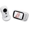 เบบี้ มอนิเตอร์ Baby Monitor กล้องเผ้าดูเด็กนอน ไร้สาย ตัวช่วยในการดูแลเลี้ยงลูกขณะนอนหลับ เพื่อความสบายใจ เมื่อคุณแม่ต้องทำธุระอื่นๆในบ้าน รุ่นใหม่ล่าสุด ปี 2017