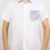 เสื้อเชิ้ตแขนสั้น ชาย NANAPA Shirts S-007