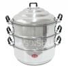 จรเข้ - หม้อนึ่ง (ซึ้ง) Chinese Steam Pot