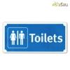 ป้าย - สัญลักษณ์ Toilets