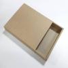 กล่องสไลด์ กล่องของขวัญ กล่องของที่ระลึก กล่องอเนกประสงค์ กล่องของใช้ กล่องแบบฝาสไลด์ สีน้ำตาล ขนาด 19.0x21.5x3.5 ซม. ราคา 270 บาท/12 ใบ