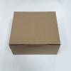 กล่องไม่มีหน้าต่าง (ฝาทึบ) 20.0x16.0x8.2 ซม.กล่องเค้ก กล่องคัพเค้ก กล่องบราวนี่ กล่องชิฟฟ่อน กล่องช้อคโกแล็ต กล่องคุ๊กกี้ กล่องขนมสีคราฟท์น้ำตาล