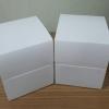 กล่องเค้กโรล / กล่องขนม / กล่องคัพเค้ก 1 ชิ้น / กล่องเค้ก 1 ชิ้น สีขาว กว้าง 9.0 x ยาว 9.0 x สูง 9.0 ซม.