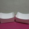 ถาดใส่ขนม/ถาดขนมปัง/ถาดชิม/ถาดอาหารฟู้ดเกรด สีขาว กว้าง 8.0 x ยาว 7.0 x สูง 4.0 ซม.