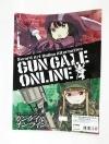 แฟ้มพลาสติกใส Sword Art Online Alternative Gun Gale Online (ม่วงเขียว)