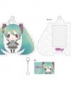 ที่ใส่บัตร Vocaloid (Miku)