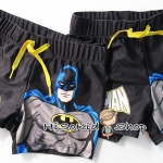 1027 H&M Swimming Trunks with print - Batman ขนาด 4-6,8-10 ปี
