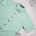 เสื้อเชิ้ตแขนสั้น ชาย NANAPA Shirts SS-002