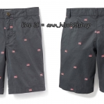 1842 Old Navy Flat-Front Twill Shorts for Boys = Flag ขนาด 14 ปี