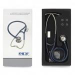 หูฟังแพทย์ STETHOSCOPE ยี่ห้อ MDF รุ่น 79710 CLASSIC CARDIOLOGY ROYAL BLUEสำหรับผู้ใหญ่ ผลิตภัณฑ์ประเทศอเมริกาหูฟังแพทย์ STETHOSCOPE ยี่ห้อ MDF รุ่น 79710 CLASSIC CARDIOLOGY ROYAL BLUEสำหรับผู้ใหญ่ ผลิตภัณฑ์ประเทศอเมริกาหูฟังแพทย์ STETHOSCOPE ยี่ห้อ MDF ร