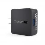 หัวชาร์จเร็ว Tronsmart Quick Charge 3.0 ฟรีสาย Micro USB - Type-C