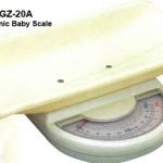 เครื่องชั่งน้ำหนักเด็กทารก ระบบสปริง รุ่น RGZ-20A ยี่ห้อ PROGRESS (หน้าปัดใหญ่)