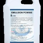 EMULSION PCW50E น้ำยาเคลือบผิวกันคราบน้ำมัน ขนาด 5L
