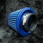 F2F กรองเปลือยสีน้ำเงิน