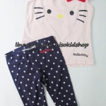 SP005 H&M KITTY T-SHIRT + H&M KITTY LEGGING