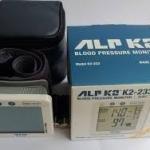 เครื่องวัดความดันโลหิต แบบข้อมือ ระบบดิจิตอล ALPK2 รุ่น k2-233 ราคาถูก จัดส่งทั่วประเทศ
