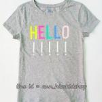 2072 Gap Kids Graphic T-Shirt - Grey ขนาด 14-16 ปี