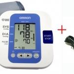 เครื่องวัดความดันโลหิตแบบดิจิตอล Omron HEM 7203 แถมฟรี! Adapter รับประกัน 3 ปี