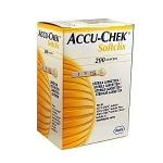 เข็มเจาะเลือด Softclix Lancet 200 ชิ้น (Accu-Chek)
