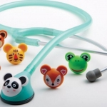 หูฟังแพทย์ STETHOSCOPE Spirit รุ่น CK-S606PF Fun Animal เด็กโต