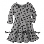 1865 Pepperts Dress - Dark Grey ขนาด 134/140, 146/152