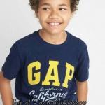 2029 GAP KIDS T-Shirt - Navy ขนาด 10, 12,14-16 ปี